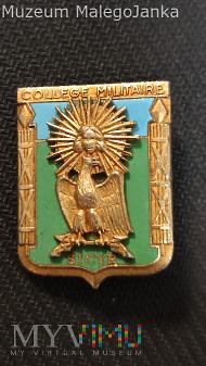 Odznaka Francuskiej Uczelni Wojskowej Saint-Cyr