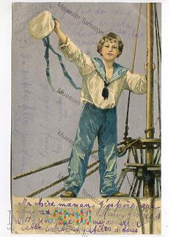 Pozdrowienia od marynarza - 1904