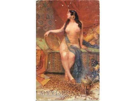 Salome z tacą