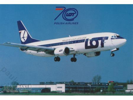 Boeing 737-45D, SP-LLD