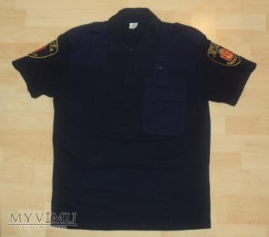 Koszulka polo Straży Miejskiej - granatowa