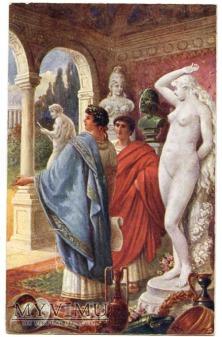 Quo Vadis - Petroniusz u Winicjusza - F.R.