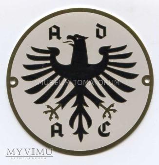 "Logo - ""ADAC"" - Niemcy"