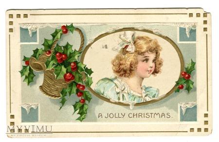 1911 Wesołych Świąt Dziecko i Święta