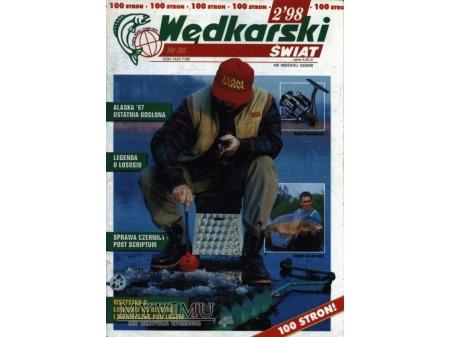 Wędkarski Świat 1-6'1998 (25-30)