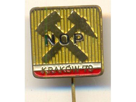 NOP Kraków 1979