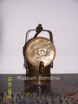 LAMPA KARBIDOWA MOSIĘŻNA, TYP 850 - KATOWICE