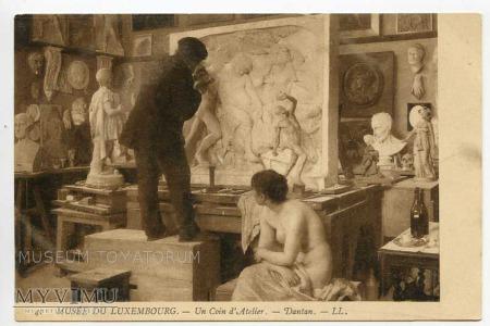 Dantan - U rzeźbiarza - Atelier