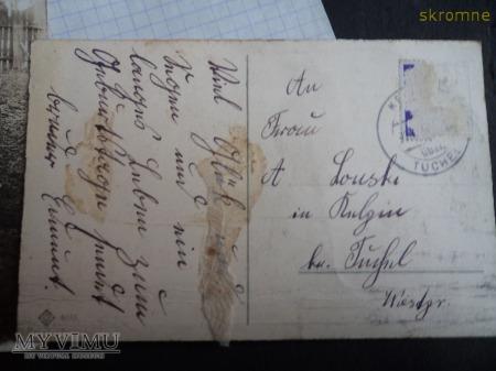 pocztówka z Tucholi