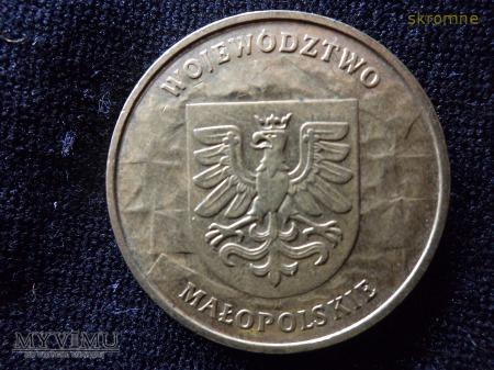 2 zł z 2004 r. woj.małopolskie