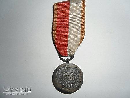 Medal 40–lecia Polski Ludowej