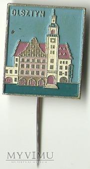 Olsztyn - ratusz - znaczek