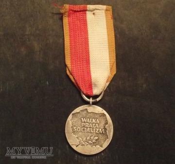 Medal polski - PRL