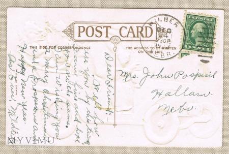 1907 Wesołych świąt