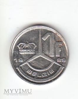 Belgie 1989