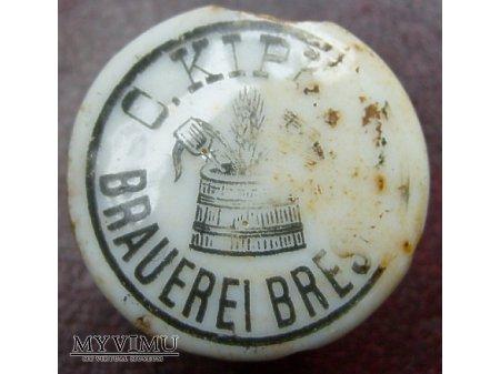 C.Kipke Brauerei -Breslau -Wrocław