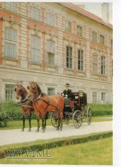 Łańcut - Muzeum Powozów - 1969