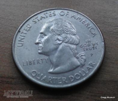 Quarter Dollar - Connecticut 1999