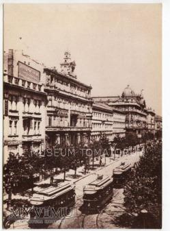 W-wa - ul. Marszałkowska - 1914