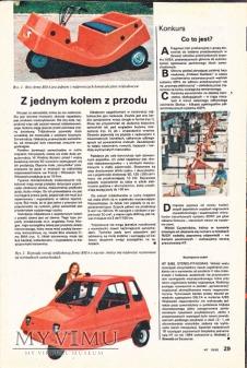 HORYZONTY TECHNIKI 1983 r. nr.10