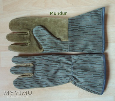 Duże zdjęcie Rękawice zimowe NRD - NVA