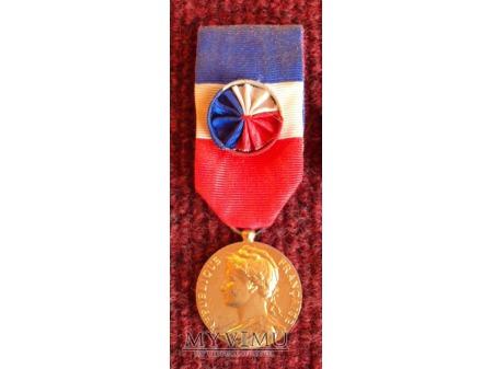 Medal francuski: d'honneur du Travail za 30 lat