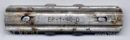 Łódka na amunicję 7,5x54 Mas ER-1-40-D