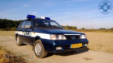 FSO Polonez Caro Plus Policja
