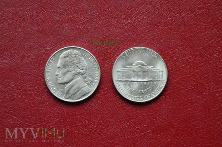 Moneta USA: five cents