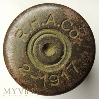 Nabój szkolny 8x50 R Lebel R.H.A.Co. 2-1917