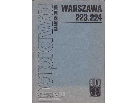 NAPRAWA samochodów WARSZAWA 223, 224