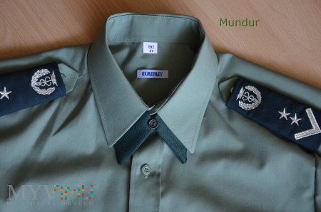 Służba Celna - krawatka