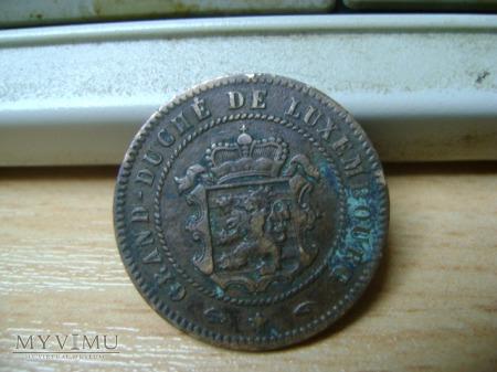 5 centimes 1855