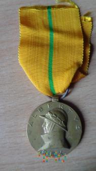 Medal Pamiątkowy Króla Alberta 1909-1934