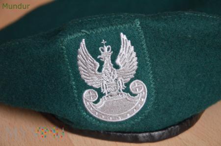 Beret zielony 418/MON (MAR-POL)
