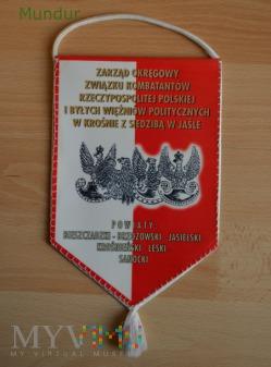 Duże zdjęcie Proporczyk - ZKRPiBWP