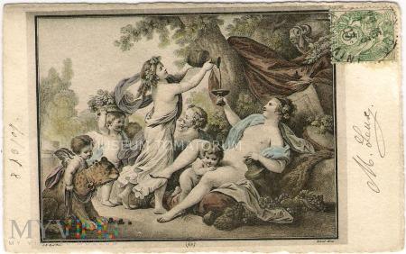 Siesta antyczna - pocz. XX wieku