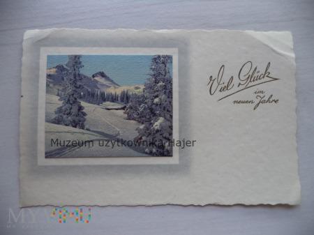Viel Glück im neuer Jahr - Życzenia Noworoczne
