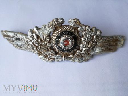 Wieniec z czapki Luftwaffe