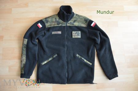 Ubranie ochronne 128/MON - ocieplacz