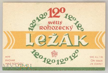 Maly Rohozec, Lezak