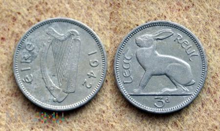 Irlandia, 3 P 1942