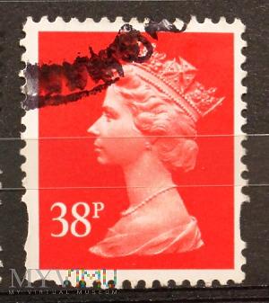Elżbieta II, GB 1478CS