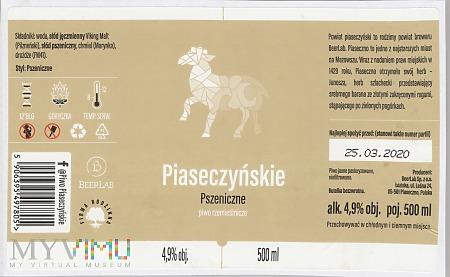 BeerLab, Piaseczyńskie