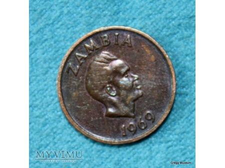 1 NGWEE-ZAMBIA 1969