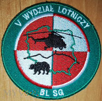 BL SG - V Wydział Lotniczy