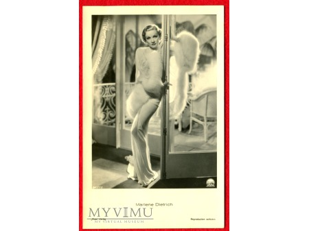 Marlene Dietrich Verlag ROSS 9437/2