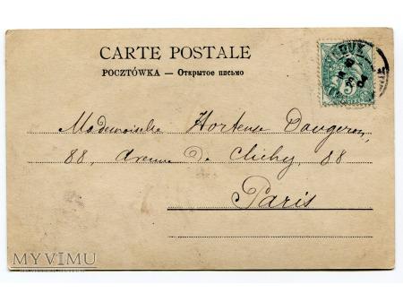 1904 Mieczysława Ćwiklińska aktorka