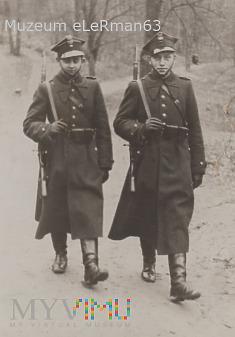 Patrol żandarmerii.