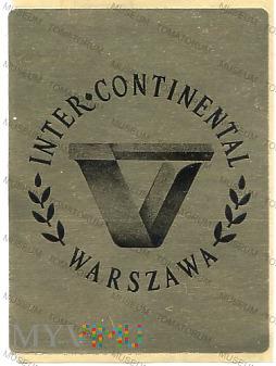 "Warszawa - Hotel ""Victoria"" Inter Continental"